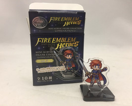 Roy Fire Emblem Heroes - 1in Mini Acyrlic Figure Stand D4 Vol 5 Nintendo  - $17.81
