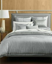 Hotel Collection Muse Grey Full/Queen Duvet Cover T410487-2 - $84.64