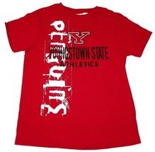 Boy's 8-18 Youngstown State Penguins Shirt YSU Athletics Kids T-Shirt Tee NEW