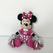 "Ty Sparkle Minnie Cheerleader Disney Beanie Plush Stuffed Animal 9"" Tall - $18.69"