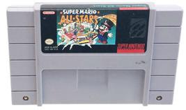 Nintendo Game Super mario all stars image 1