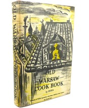 Rysia OLD WARSAW COOK BOOK 1st Edition 1st Printing - $49.94