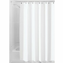Interdesign Fabric Long Shower, Modern Mildew-Resistant Bath Curtain Lin... - $10.88+