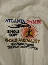 Vintage 1996 Atlanta Olympic Games Starter Jacket Size XL Windbreaker Flags - $574.94