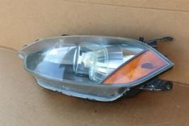 07-09 Acura RDX XENON HID Headlight Lamp Left Driver LH - POLISHED image 2