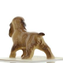 Hagen Renaker Miniature Dog Cocker Spaniel Papa Ceramic Figurine image 8