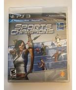 Sports Champions (Sony PlayStation 3, 2010) - $4.94