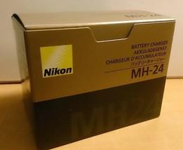 NEW Nikon Battery Charger MH-24 for EN-EL14/14A D5600 D5500 D3400 D3300 Df - $49.99