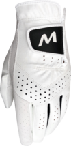Majek Golf Mens Cabretta Leather golf Gloves - 9 PK (RH Dexterity = Glov... - $62.59