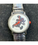 Disney Lorus Mickey Mouse Shadow Dial Watch, New Battery, Works Well - $20.00