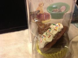 Cupcake gift box with choice of Exotic or Safari African animal  on lid image 14