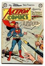 ACTION COMICS #183-1953-SUPERMAN-LOIS LANE-GOLDEN AGE vg+ - $303.13