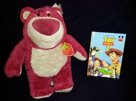 Disney Special Ed 15 IN Plush Lotso Smells Like Strawberries & Toy Story... - $89.09