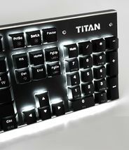 Xenics StormX Titan Mark 3 Mechanical Gaming Keyboard Korean English USB Wired image 6