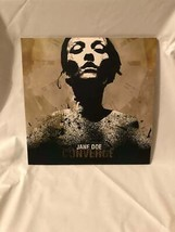 "Record 12"" Vinyl Converge - Jane Doe Black Double LP 2001 - $61.50"