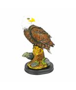 Noble Strength Bald Eagle Statue: Medium - $52.39