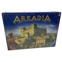 New Legendary Arkadia Board Game by Ravensburger 2007 Edition Sealed Unopened - $89.05