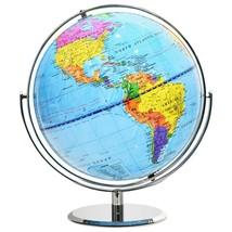 "12"" World Globe 720° Rotating Desktop Geographic for Kids - $55.03"
