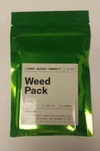 Cards Against Humanity Limited Edition Weed Pack New CAH Weed Expansion - $14.06