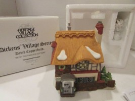 DEPT 56 55506 DAVID COPPERFIELD BETSY TROTWOOD'S COTTAGE W/CORD  D8 - $27.39