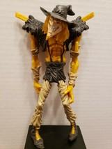 "Batman Scarecrow 7"" Figure! 1997 Kenner. Legends Of The Dark Knight! - $9.79"