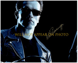 ARNOLD SCHWARZENEGGER Signed Autographed  Photo w/ Certificate of Authen... - $90.00