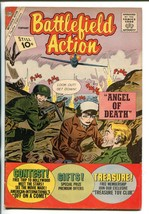 BATTLEFIELD ACTION #10 1962-CHARLTON-WWII-GUADALCANAL-HIROHITO-vg/fn - $42.87