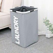 Large Laundry Basket Waterproof Easily Transport Detachable - £16.19 GBP