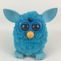 Furby Boom Interactive Toy Pet Hasbro 2012 Light Blue with Batteries Tes... - $49.45