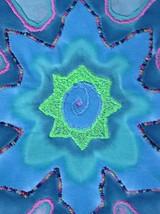 """Emergence"" Textile art - $30.00"