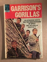 Garrison's Gorillas #2 Dell Comic Book 1968 VG Condition - $3.63