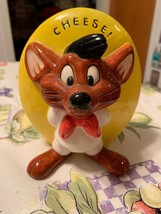 Warner Brothers 1995 Speedy Gonzales Cheese Shaker Rare Retired Disconti... - $69.99