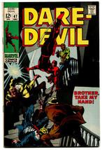 Daredevil 47 VFNM 9.0 Marvel 1968 Stan Lee Gene Colan  - $64.34