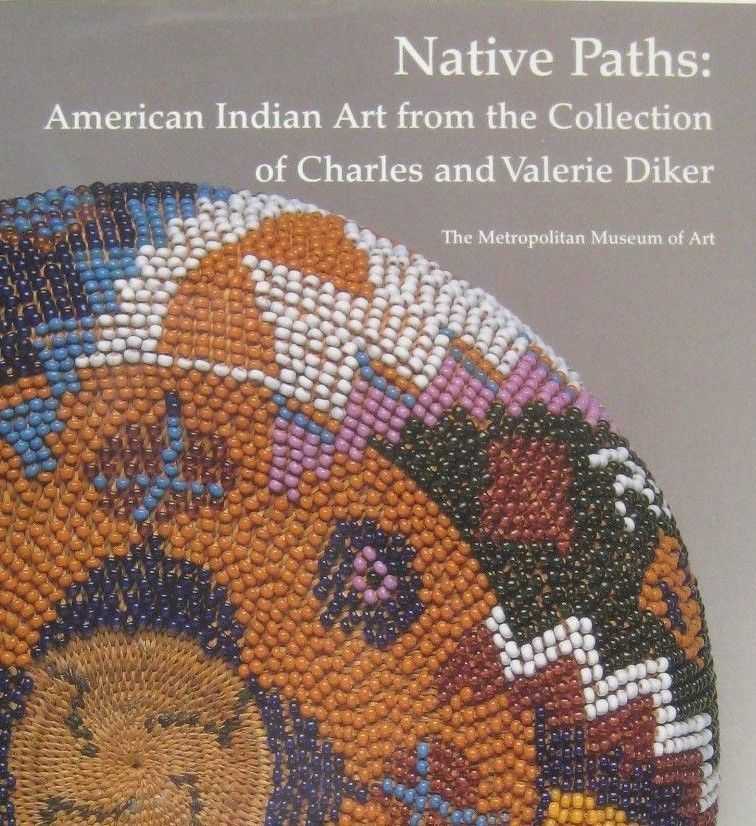 First American Art Charles and Valerie Diker Collection American Indian Signed