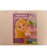 Disney Princess Add Subtract Kids Activity Book By Bendon School Skills ... - $2.95