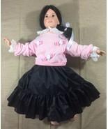 "Hildegard Gunzel Limited Edition ""Mai Ling"" Vinyl Doll 283/2000 Madame A... - $233.75"