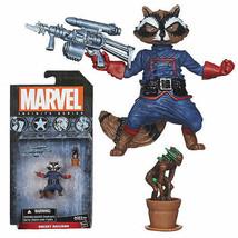 Marvel Infinite Series Rocket Raccoon 3 3/4 Inch Action Figure - $8.41
