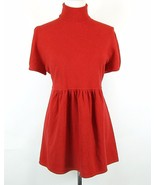 INC Size 2X Red Empire Swingy Soft Sweater Top - $19.99