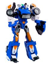 Hello Carbot Techno Master Transformation Action Figure Toy Vehicle Robot image 4