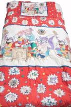 Tiny Toon Adventures Warner Bros Comforter Queen Quilt & Sheet Set Vintage  - $128.69