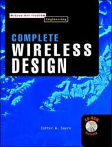 Complete Wireless Design Sayre, Cotter W. image 2