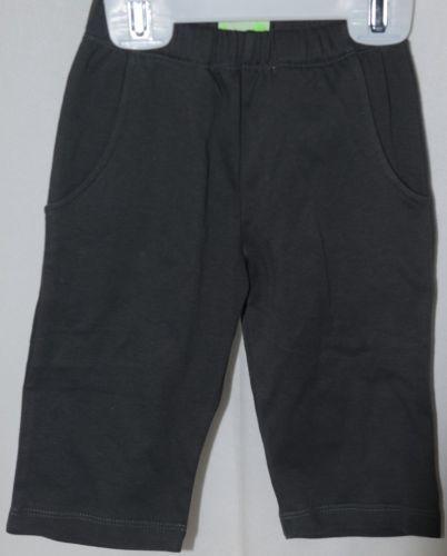 SnoPea Dark Gray Sweat Pants Elastic Waist Two Pockets Size 12 Months