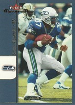 2002 Fleer Maximum #203 Shaun Alexander  - $0.50