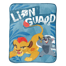 Disney Junior Lion Guard Plush Throw - $16.50
