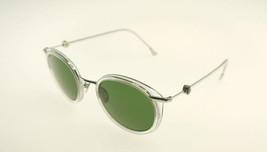 MONCLER MC009-S06 Silver / Green SUNGLASSES MC 009-S06 - $156.31