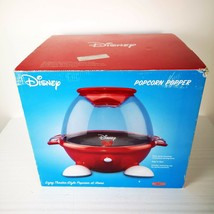 Disney Popcorn Popper Mickey Mouse 2004 Back to Basics New Old Stock - $49.99