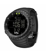 Men's Digital Sports Watch Waterproof Tactical Watch with LED Backlight ... - $40.09