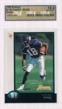 1998 Bowman #182 Randy Moss USA 10 Gem Mint Rookie Card Vikings - $39.55