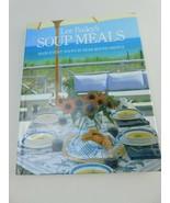 Lee Bailey's Soup Meals Cookbook Bailey Year-Round Menus HB/DJ~1989 - $9.89