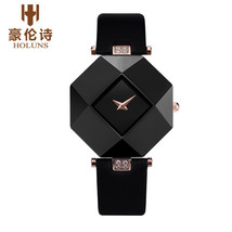 HOLUNS Women Fashion Watch Luxury Lady Dress Quartz Wristwatch Waterproo... - $52.99